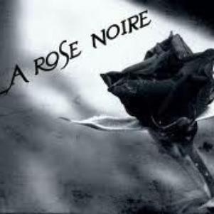 Moi la rose noir