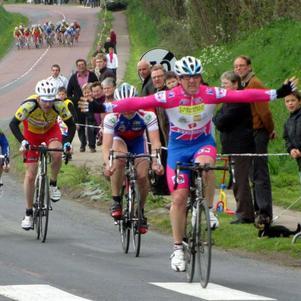 victoire de Sylvain GOUTAL a GRATOT