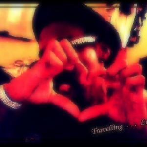 tRAVelliNg Love Pour toi My BabY tu me Mank Grave