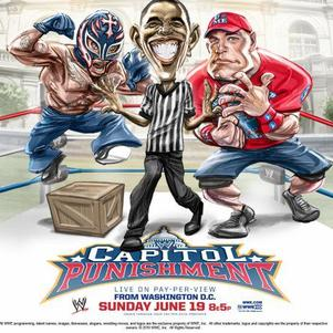 WWE Capitol Punishment 2011