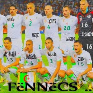 #.. L'équipe¦ AaLGeeriienne M'Sallaah <3