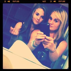 Katja et moi