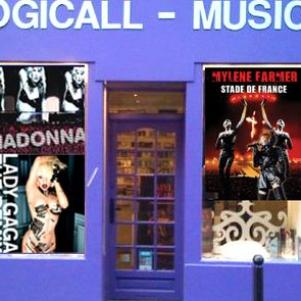 ILLOGICALL MUSIC DISQUAIRE PARIS