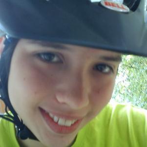 - Un commentaire ? -Oui : Vive le sport (rires) ♥ Vélo