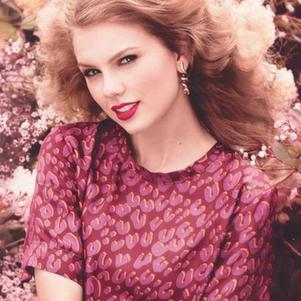 Taylor Swift pour TeenVogue