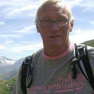 Moi en vadrouille à l'Alpe d'Huez