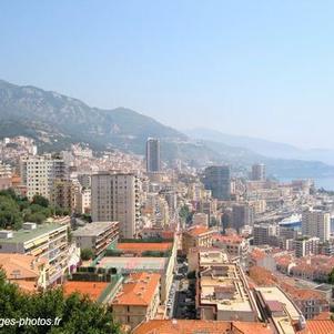 Superbe ville qu'est Monaco