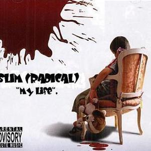 Pochette de l'album de Slim (Radical).