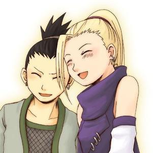 Shikamaru et Ino!!