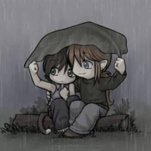 J'aime, et si vous trouver ça gnangnan, mes pauvres...