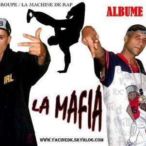 c groupe la machine de rap
