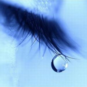 si cette larme était toii elle ne tomberai jamais