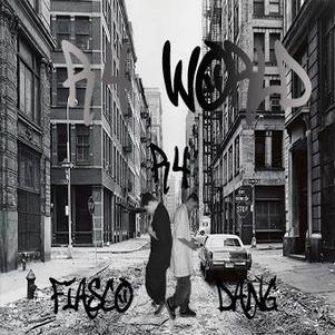 Pochette de l'album R4 World