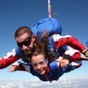 Chute libre / Saut en parachute