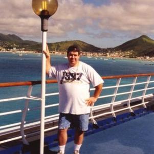 s/s NORWAY Saint Martin Decembre 1998