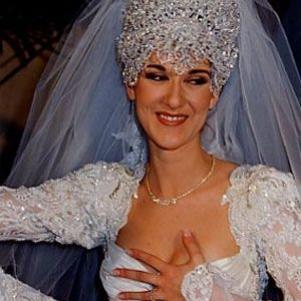 celine s'est marier