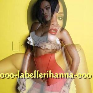 Montage de Rihanna