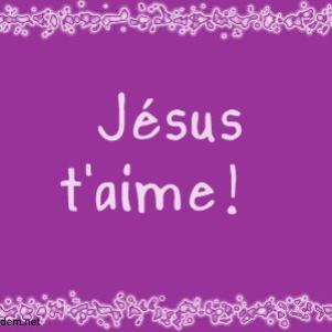 jesus t'aime