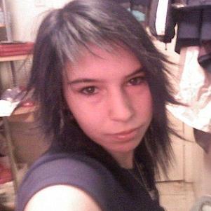 c'est moi et mes new hair (L)