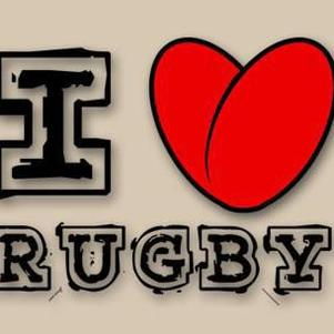 I love rugby <3 ...
