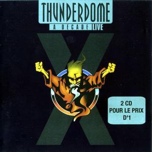 ID&T - Thunderdome X / 10° : A Decade Live