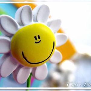 sourire à la vie