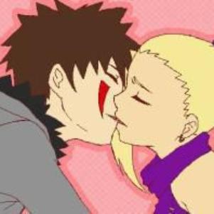kiba: Je tai aimais depuis le premier jour  Ino: Je t'aime