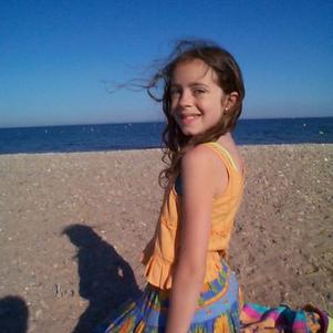 là c moi à la plage