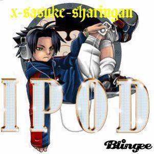 sasuke & son i-pod