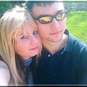 Namour et moi, parc de l'Orangerie