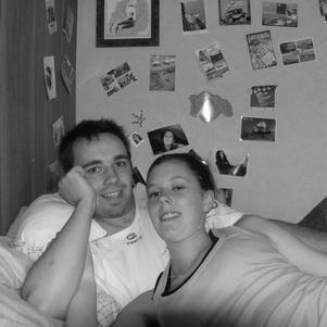 je t'aime mon ange belle photo pris dans ta chambre