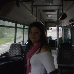 moi le matin dans le bus