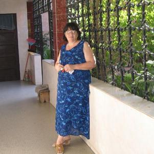 Moi dans ma maison au Sénégal