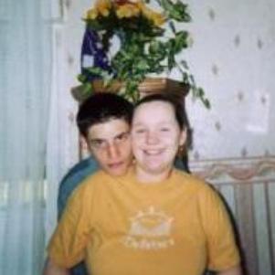 moi et mon homme etant enceinte de lauriane