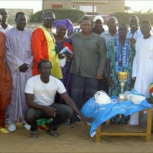 Photo de famille Finale Tournoi OM 2008