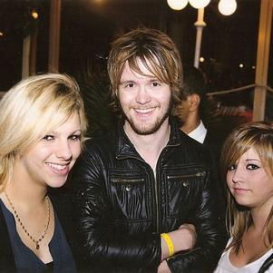 SARAH, CHRiS & LAURA .