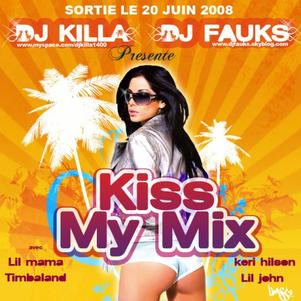 KISS MY MIX BIENTOT DISPO