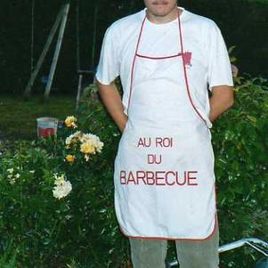 king of the barbecue...