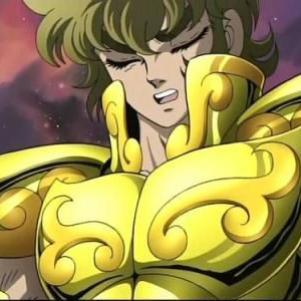 Aiolia du Lion, l'un des plus puissants de l'ordre des Cheva