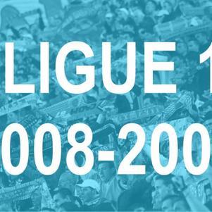 La ligue 1 - saison 2008-2009, c'est ...
