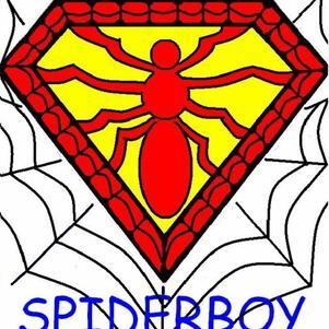 LE LOGO DE SPIDERBOY