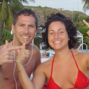 Moi et ma soeur a CUBA