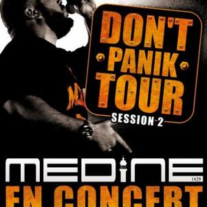 Don'T Panik Tour 2007 / 2008