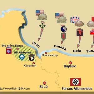 normandie 1944