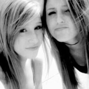 I am on the left, the blond one.:)