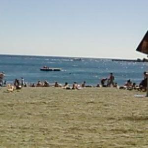 la plage de Banyuls