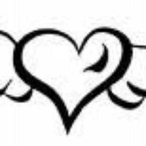 le coeur c le poin sensible de l'amoure