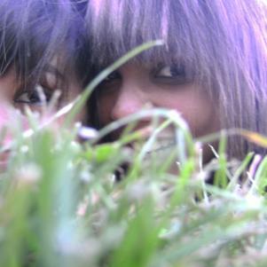 Sylia et moi.
