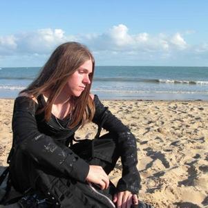 Sur la plage, en vendée