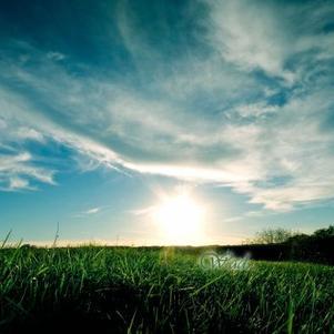 Un coucher du soleil... Merci Pachamama !